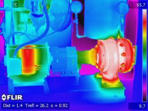 Infrared Image Motor