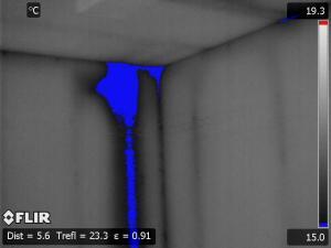 Infrared Insulation Void